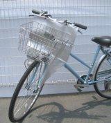 雨除けカバー(自転車用)