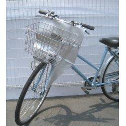 画像1: 雨除けカバー(自転車用)