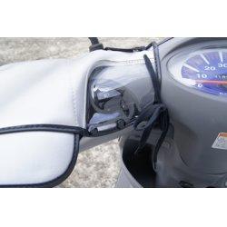 画像3: ハンドルカバー(冬用) ファミリーバイク用