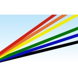 画像1: 反射テープ(10mm巾×74cm)